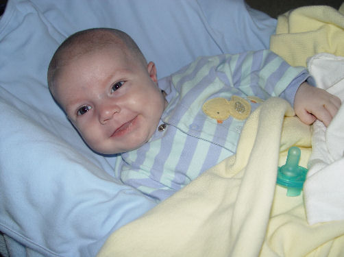 Smiling through Chemo